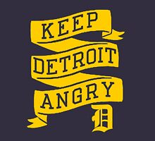 Keep Detroit Angry Unisex T-Shirt