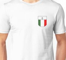 Italia Pocket Unisex T-Shirt