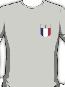France pocket T-Shirt