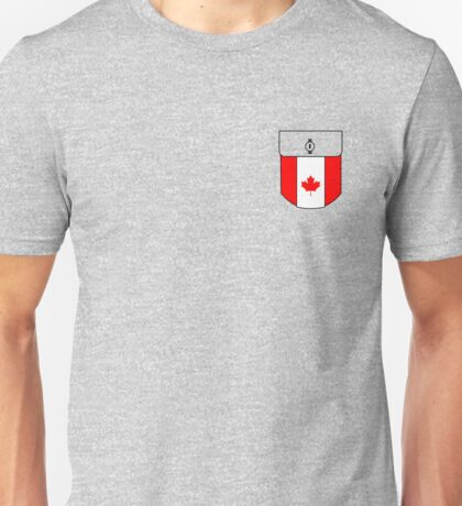 Canada pocket Unisex T-Shirt