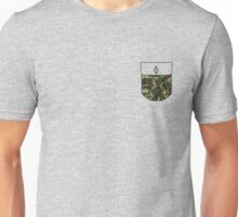 Camo pocket Unisex T-Shirt