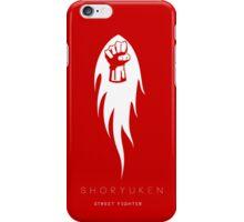 Shoryuken Minima iPhone Case/Skin