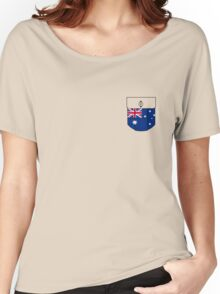 Australia pocket Women's Relaxed Fit T-Shirt