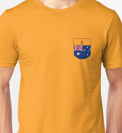 Australia pocket Unisex T-Shirt
