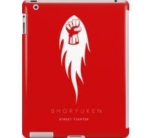 Shoryuken Minima iPad Case/Skin