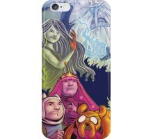 Its Adventure Time iPhone Case/Skin