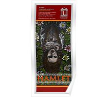 HAMLET - FAUX THEATRE POSTER Poster