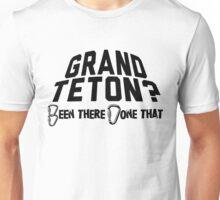Grand Teton Mountain Climbing Unisex T-Shirt