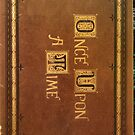 Once Upon A Time - Fitted Book Cover by Equitas