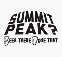 Summit Peak Mountain Climbing by Location Tees