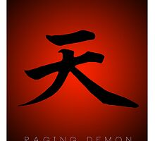 Raging Demon Minima by Stevie B