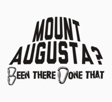 Mount Augusta Mountain Climbing by Location Tees