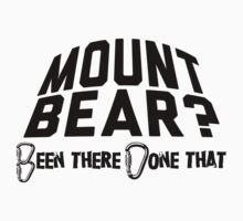 Mount Bear Mountain Climbing by Location Tees
