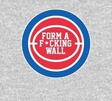Form A F*cking Wall - Detroit Basketball! Unisex T-Shirt