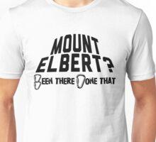 Mount Elbert Mountain Climbing Unisex T-Shirt