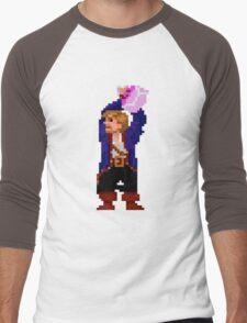 Guybrush and the voodoo (Monkey Island 2) Men's Baseball ¾ T-Shirt