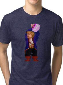 Guybrush and the voodoo (Monkey Island 2) Tri-blend T-Shirt