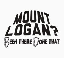 Mount Logan Mountain Climbing by Location Tees