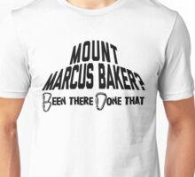 Mount Marcus Baker Mountain Climbing Unisex T-Shirt