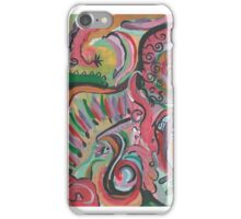 Dinosaur Lost in Thoughts iPhone Case/Skin
