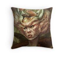 The Depthful Wish Throw Pillow