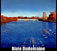 Boston Regatta 'October Blue' by dixiedudemaine