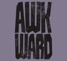 AWKWARD by digerati
