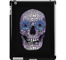Skull Art - Day Of The Dead 2 Stone Rock'd iPad Case/Skin