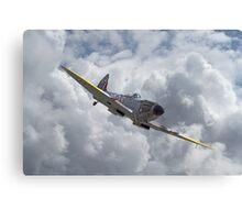 Spitfire Mk XVI Canvas Print