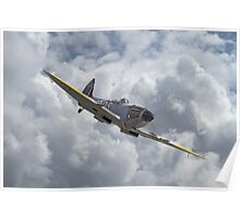 Spitfire Mk XVI Poster