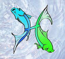 Pisces Alternate by Dante Walton