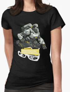 The Essence Womens Fitted T-Shirt