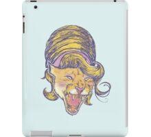 Mamma Cougar iPad Case/Skin