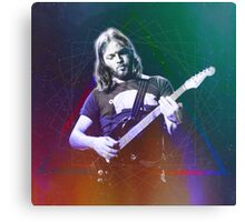 David Gilmour Art Canvas Print