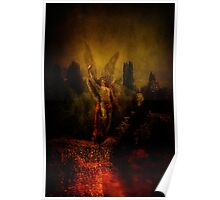Beckoning To Lucifer Poster
