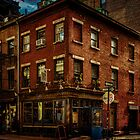 That Place In Soho by Chris Lord