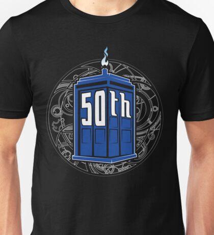 Happy 50th Tardis T-Shirt