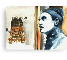 The Time of the Doctor. Canvas Print