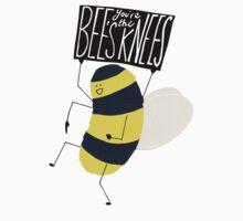Bee's Knees One Piece - Short Sleeve