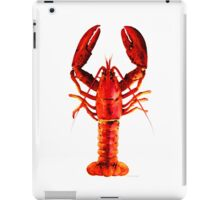 Red Lobster - Full Body Seafood Art iPad Case/Skin