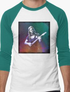 David Gilmour Art Men's Baseball ¾ T-Shirt