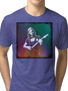 David Gilmour Art Tri-blend T-Shirt