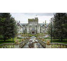 Hatley Castle - Regular Photographic Print