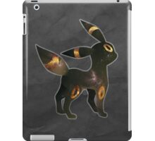 Umbreon Silhouette iPad Case/Skin