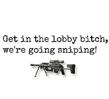 We're Going Sniping! by BW303-Gaming