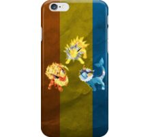 The 3 Eeons iPhone Case/Skin