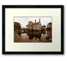 Baddesley Clinton Framed Print