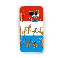 World Cup NEDERLAND 2014 Samsung Galaxy Case/Skin