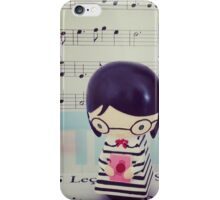 Momiji Doll - Song iPhone Case/Skin