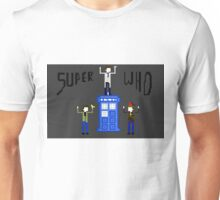 Supernatural And The Tardis Unisex T-Shirt